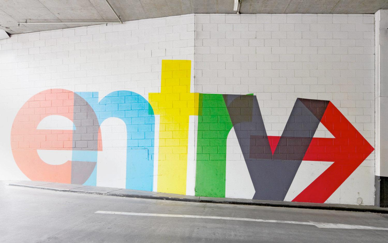 QV Melbourne Carpark. Designed by Latitude @enviromeant.com