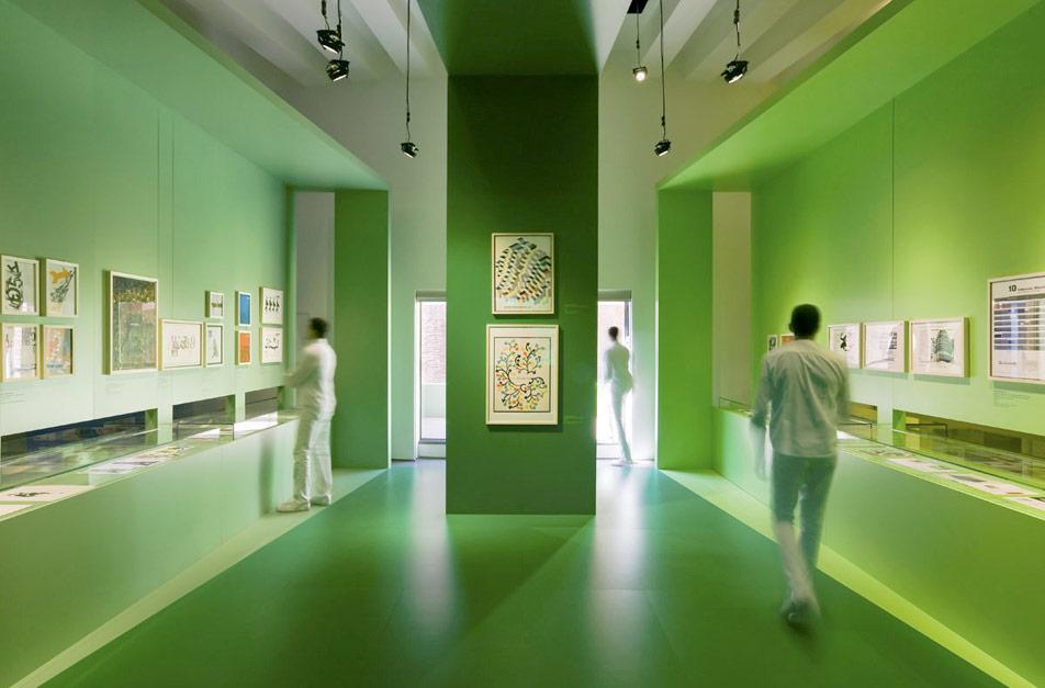 Triennale Design Museum. Designed by Fabio Novembre @enviromeant.com