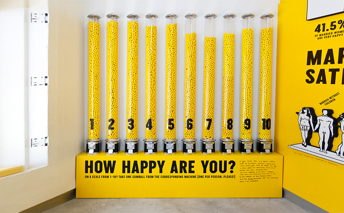 Sagmeister Inc. The Happy Show @enviromeant.com