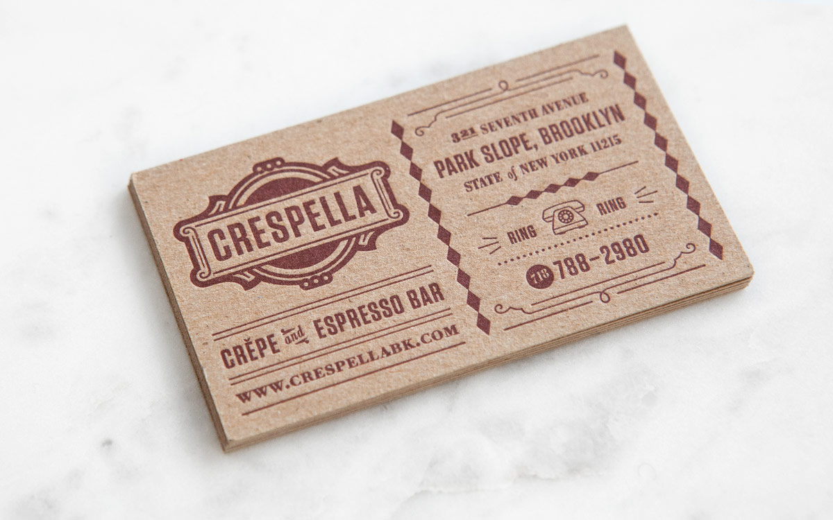 Crespella. Designed by Tag Collective. @enviromeant.com