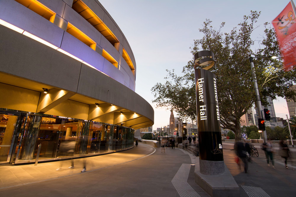 Hamer Hall. Designed by ID/Lab @enviromeant.com