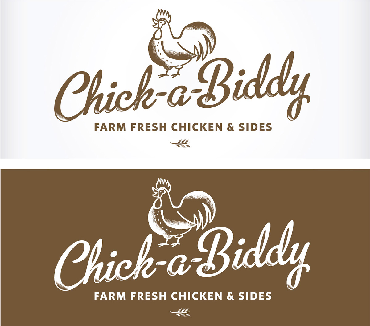 CHICK-A-BIDDY. Designed by Tad Carpenter / www.enviromeant.com