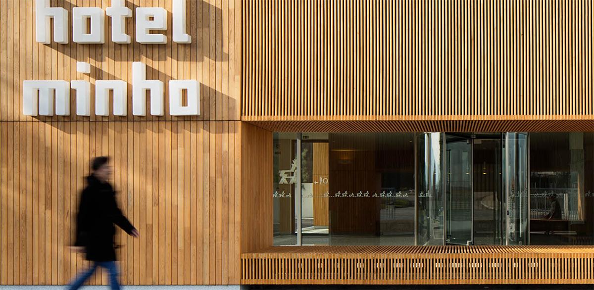 Hotel Minho. Designed by R2 Design / www.enviromeant.com