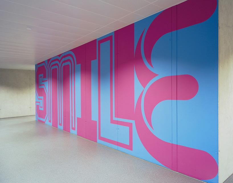 Adidas Gym. Designed by Buro Uebele @enviromeant.com
