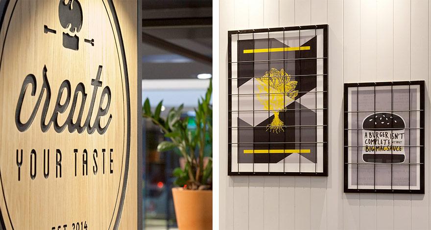 McDonald's CYT. Designed by Juicy Design / www.enviromeant.com