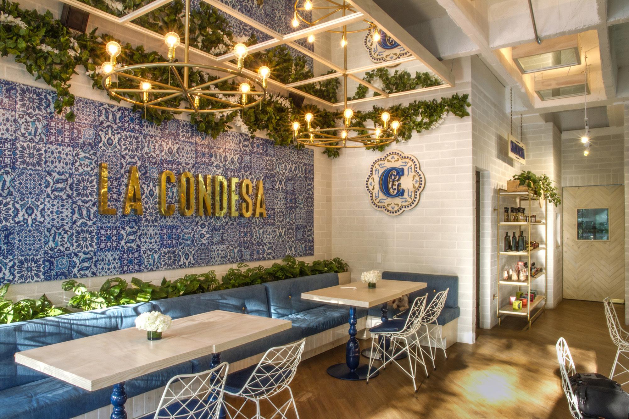 Interior Design for La Condesa. Designed by Plasma Nodo @enviromeant.com
