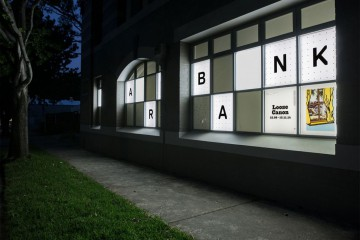 ArtBank Window Display