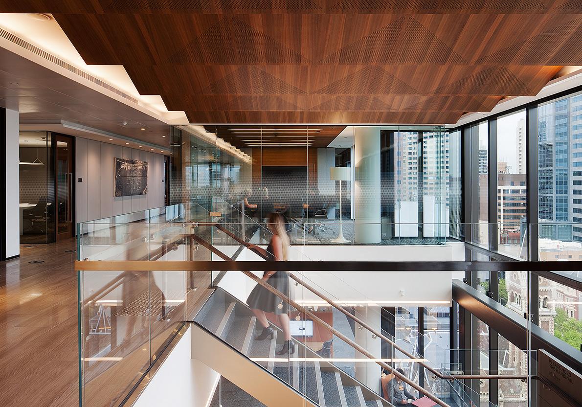 Westpac Headquarters / Designed by Fabio Ongarato Design @enviromeant
